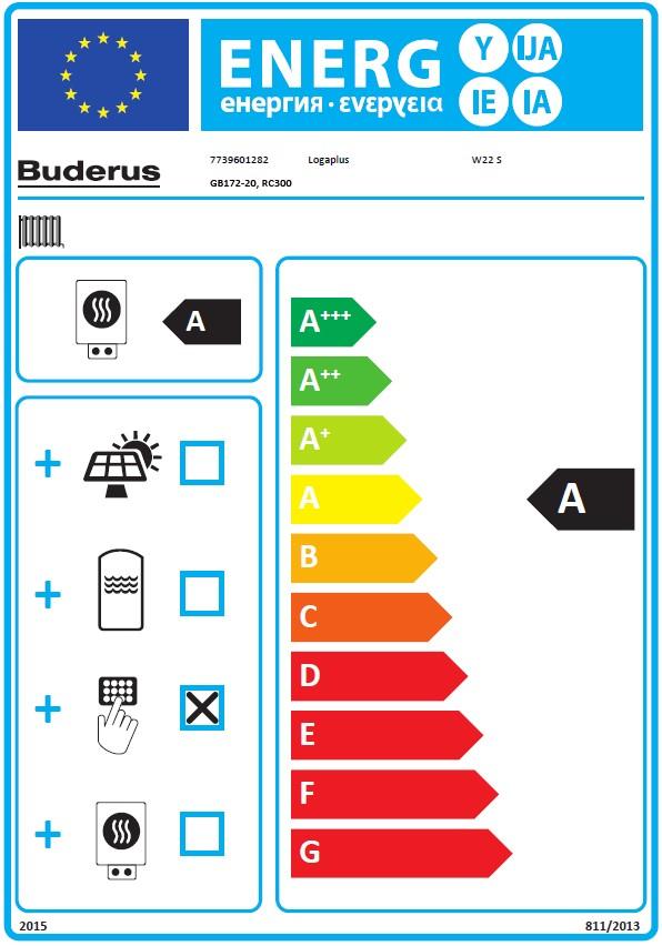 buderus logaplus paket w22s gb172 20 kw wei g25 erdgas ll logamatic rc310 wuh24 online. Black Bedroom Furniture Sets. Home Design Ideas