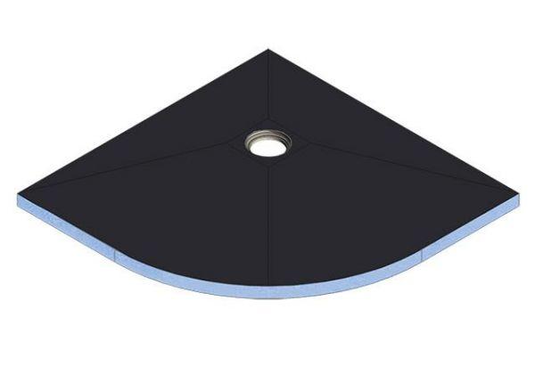 Kermi Board Point RXD 100100 L 1000 x B 1000 x H 40 mm - Bild 2