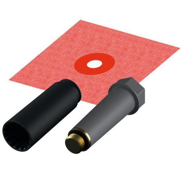 TECE Seal System Abdichtungsset für Wanddurchführungen, inklusive Abdichtmanschette 704805 - Bild 1