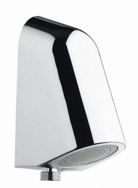 Nikles Wandanschlussbogen Sound 1/2'' verchromt Bluetooth Turbinen-Technologie NIKSOUWAB - Bild 1
