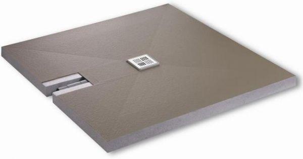 poresta duschsystem bf 70 ablauf waagrecht zentral 1000x1000x68 mm wuh24 online. Black Bedroom Furniture Sets. Home Design Ideas