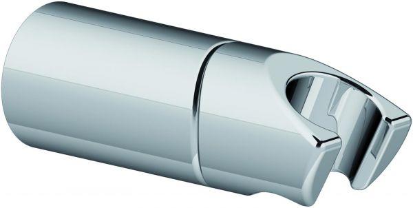 Nikles Wand-Brausehalter mit drehbarer frontaler Halterung verchromt A73105N - Bild 1