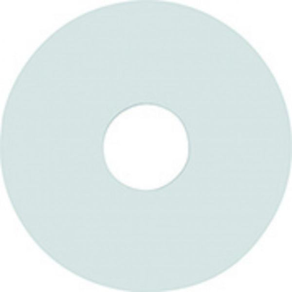 Nikles Rosette Techno Diam. 80mm für Wandanschlussbogen - Bild 1