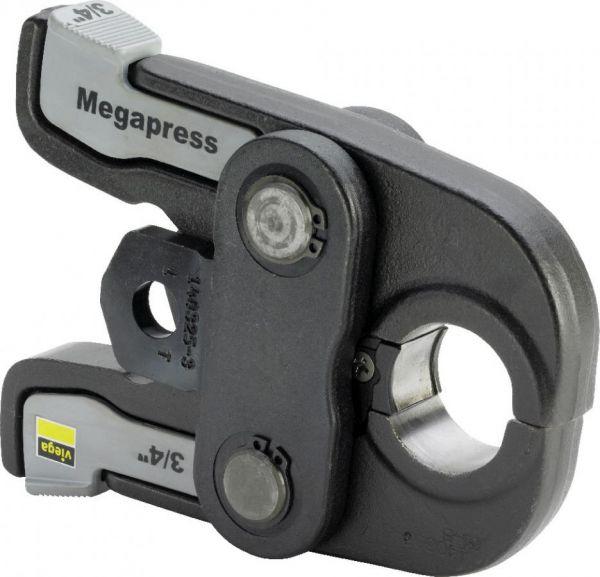 Viega Megapress Pressbacke 3/8'', Modell 4299.9, Stahl 740221 - Bild 1