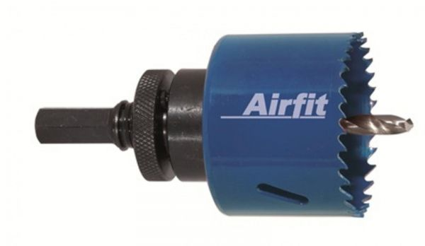 Airfit Kreisschneider D57mm HSS Bimetall Kunststoff / Metall 21057KS - Bild 1