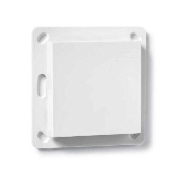 COQON Wandtaster 1-fach Q-Wave Format 55 weiß TSF55QEA1 - Bild 1