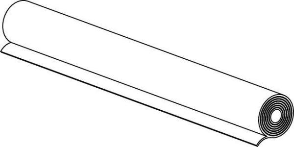 Kermi Schallschutzmatte SE4 150150 L 1500 x B 1500 x H 5 mm - Bild 1