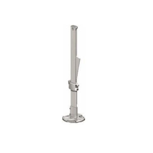 Flamco Standfix-Standkonsolen-Satz 870 BUD mit 2 Standrohren Fertigfussboden 7738317469 - Bild 1