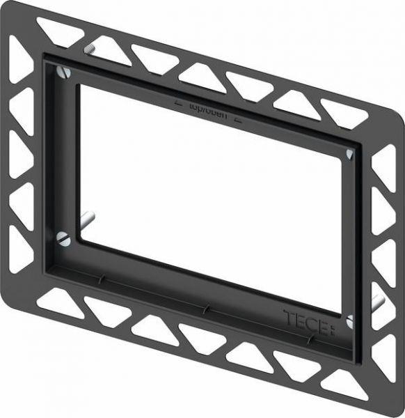 TECE Einbaurahmen flächenbündige Montage schwarz 9240647 - Bild 1