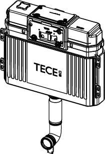 TECE Spülkasten TECEspültechnik 9.820.101 - Bild 1