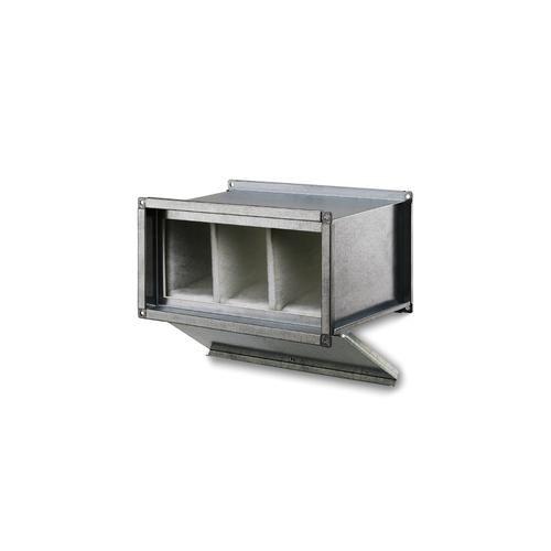 Helios Kanal-Luftfilter KLF 50/25-30 G4 Stahlblech verzinkt 8721 - Bild 1