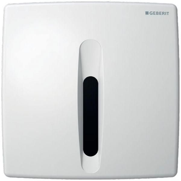 Geberit Urinalsteuerung Basic IR/Netz berührungslos, weiß-alpin 115.817.11.5 - Bild 1