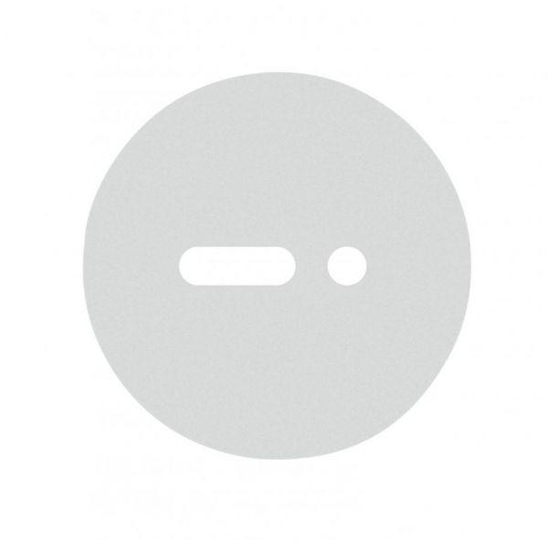 Nikles Rosette Techno 60 mm für Gleitstange - Bild 1
