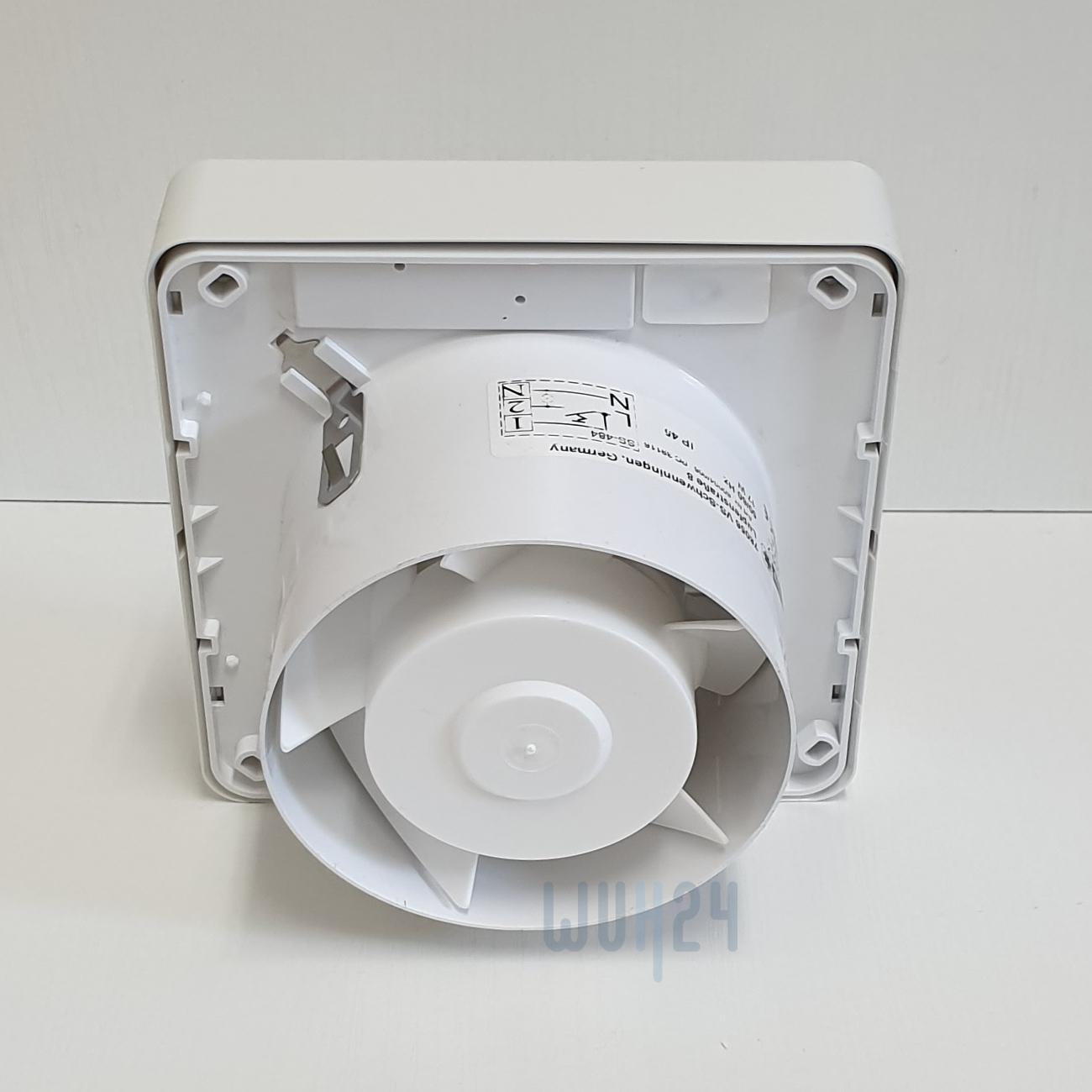 Helios Kleinraum Ventilator Hv 100 E Mit Elektr Innenverschluss Ip45 Nr 60003 Wuh24 Online Shop Fur Bad Kuche Heizung Und Installation
