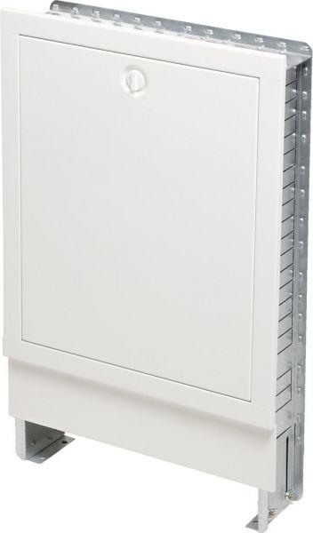 TECEfloor Verteilerschrank VS-UP 110/435 B 435/H 705-775/T 110-150 mm, RAL 9010, 77351001 - Bild 1