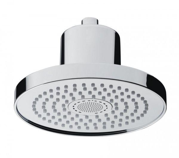 Nikles Kopfbrause Sound Techno ABS verchromt / grau Bluetooth Turbinentechnologie NIKSOUTKB - Bild 1