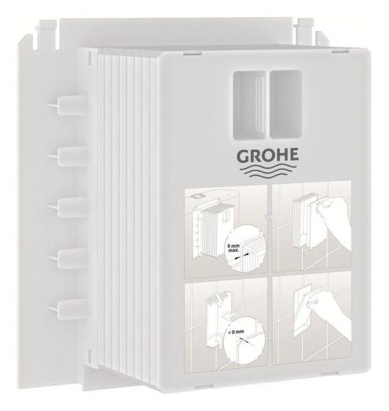 Grohe Revisionsschacht 40911 für Uniset Rapid SL für kleine Abdeckplatten 40911000 - Bild 1