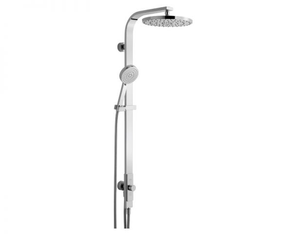 Nikles Duschsystem Pure 6-T260 PU 10 Renovation verchromt