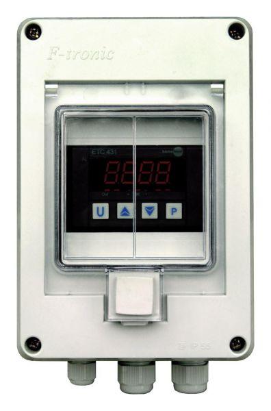 bamaheat thermostat etc 231 mit rohranlege und umgebungsf hler alarmkontakt wandaufbau 8000. Black Bedroom Furniture Sets. Home Design Ideas