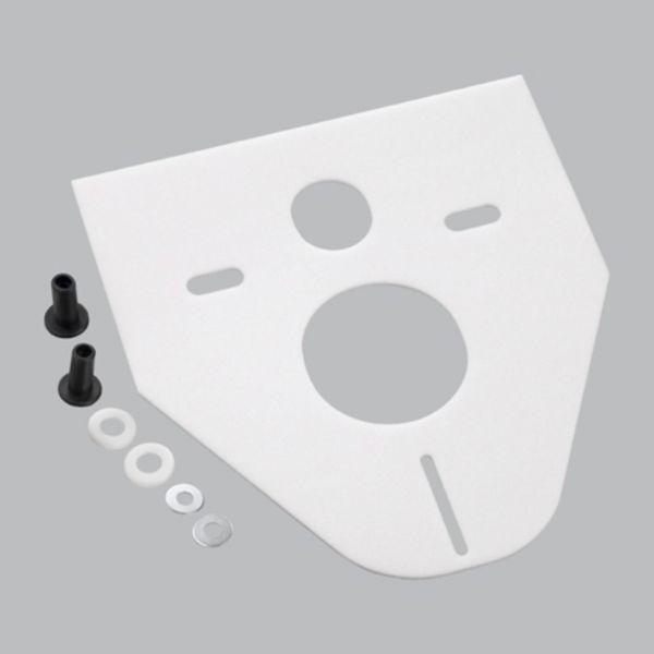 WUH24 Schallschutzset Universal für Wand-WC und Bidet 999000 - Bild 1