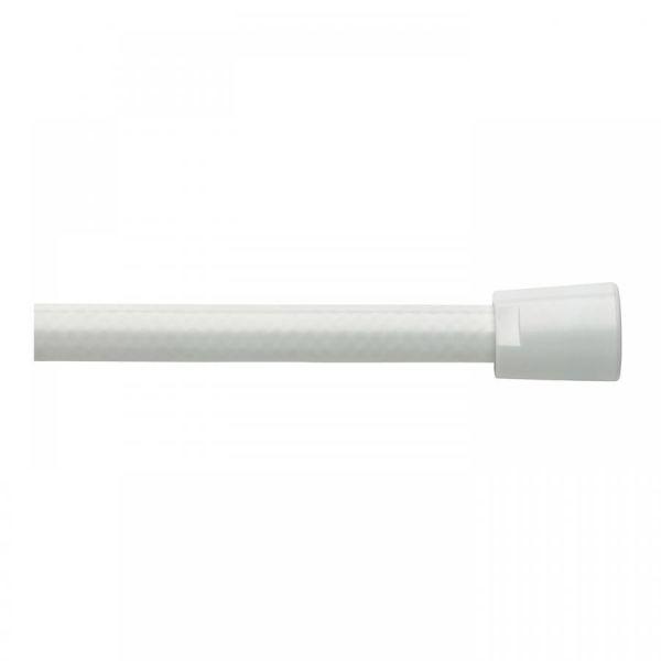 Nikles Brauseschlauch 1/2'' x 1,25 m PVC-frei gewebeverstärkt weiss NIKBS125WE - Bild 1