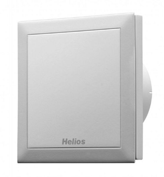 Helios Minilüfter Minivent DN120 M1/120 zweistufig ultraSilence Technologie Nr. 6360 - Bild 1