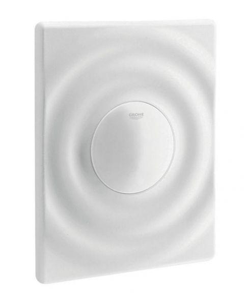 Grohe Surf Betätigungsplatte für UP-Druckspüler aus Kunststoff weiss 37063SH0 - Bild 1