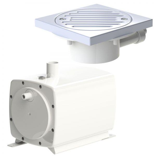 sfa sanifloor 1 duschablauf system sensor f r bodengleiche. Black Bedroom Furniture Sets. Home Design Ideas