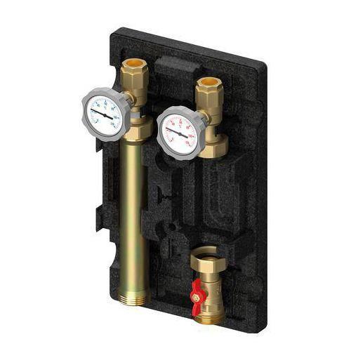 Meibes Pumpengruppe Edition 8 UK 1'' 66811 EA für ungemischte HK DN 25, Isolierung, ohne Pumpe - Bild 1