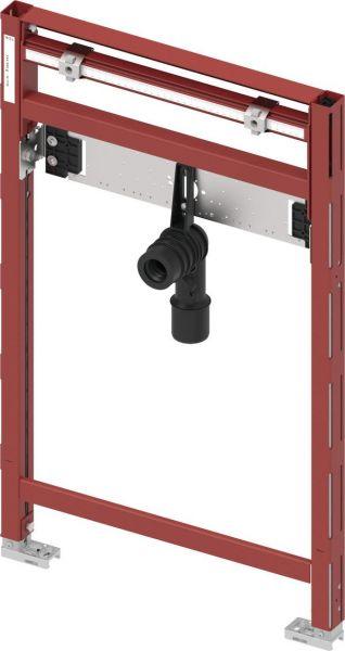 TECEprofil Waschtischmodul Bauhöhe 820-980 mm mit Anschlussbogen 9310018 - Bild 1