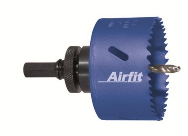 Airfit Kreisschneider D76mm HSS Bimetall Kunststoff / Metall 20076KS - Bild 1