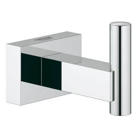 Grohe Bademantelhaken Essentials Cube 40511 Metall chrom 40511001 - Bild 1