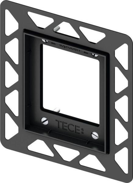 TECEloop TECEsquare Urinal-Einbaurahmen schwarz 9242647 - Bild 1