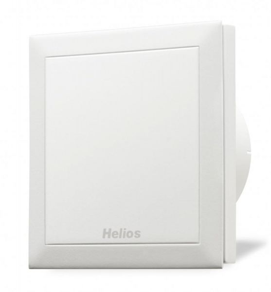 Helios Minilüfter MiniVent M1/150 zweistufig Intervall ultraSilence Technologie Nr. 6042 - Bild 1