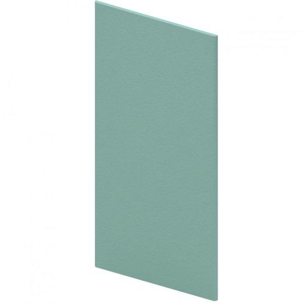 TECEprofil Paneelplatte Gips-KT 1350 x 625 x 18 mm Feuchtraum 9.200.000 (VE 10) - Bild 1