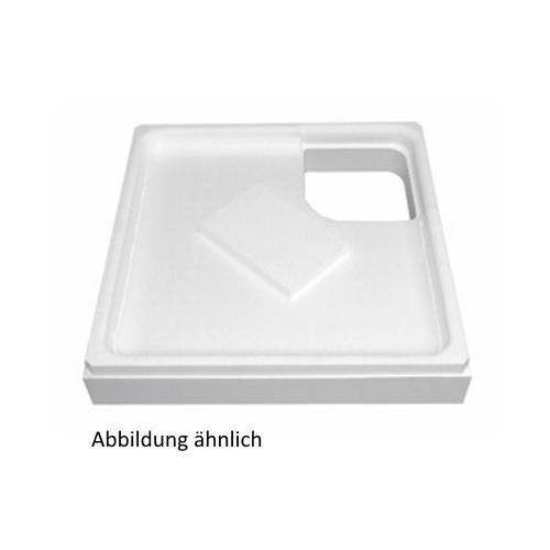 Duschwannenträger für Viertelkreis-Brausewanne 90x90x6,5 cm extraflach (K012601) - Bild 1