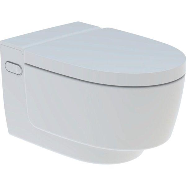 Geberit AquaClean Mera Comfort WC-Komplettanlage wandhängend weiß-alpin 146.210.11.1 - Bild 1