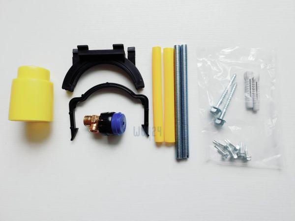 Geberit Montagezubehör für Duofix Element für Wand-WC Delta UP-SPK 12 cm 242.272.00.1 - Bild 1