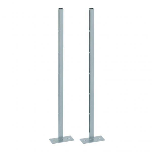 Geberit Ständer mit Fussplatten, für alle Kombifix Montageelemente (1 Paar) 457.872.26.1 - Bild 1