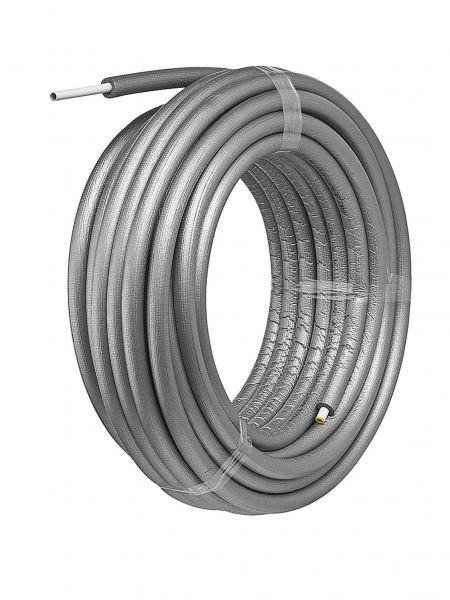 Rohr Alpex F50 Profi 16x2mm vorgedämmt 9mm weiss im Ring je 50m ALPR916 - Bild 1