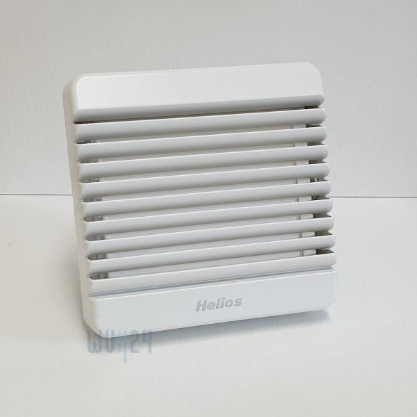 Helios Kleinraum-Ventilator HV 100 E mit elektr. Innenverschluss IP45 Nr. 60003 - Bild 1