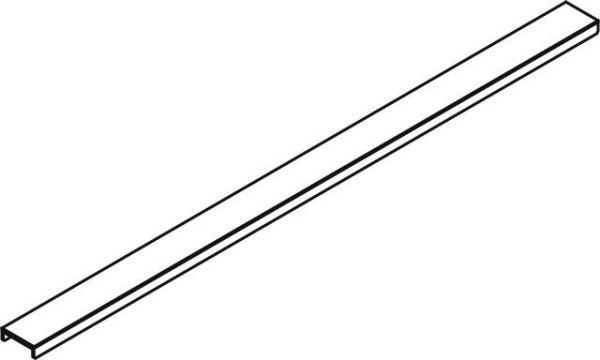 Kermi Rinnenabdeckung Line D5X 090 L 900 x B 45 x H 13 mm - Bild 1