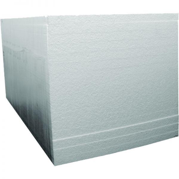 Polystyrolplatte 50 mm EPS WLG 035 1x0.5m 4,5 qm je Paket 242051 - Bild 1