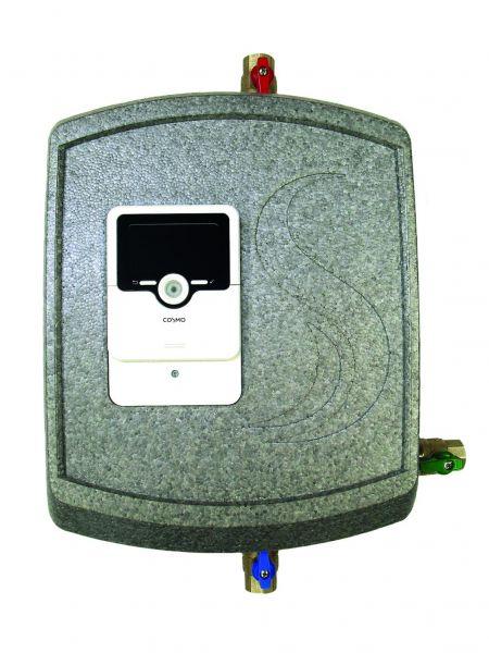 COSMO Frischwassermodul max. 50 l/min mit Dämmhaube elektronisch geregelt - Bild 1