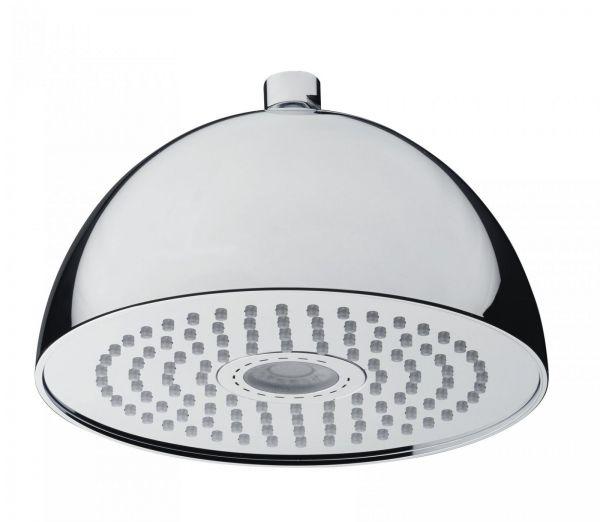 Nikles Kopfbrause Light Round ABS verchromt NIKLIRKB - Bild 1