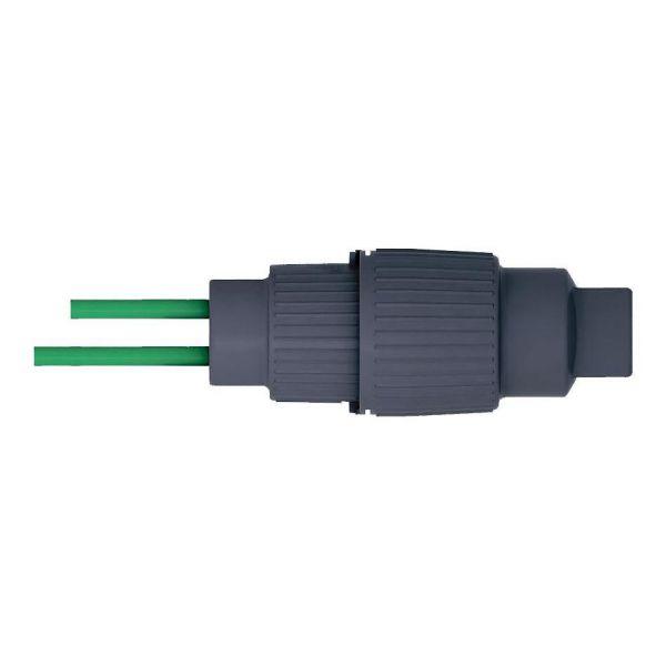 bamaheat Heizband-Verbindung DuoClip-K für 2 Heizbänder 8000-10.61 - Bild 1