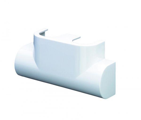 Oventrop Design Abdeckung für Multiblock T Eckform weiß 1184096 - Bild 1