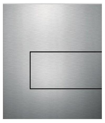 TECEsquare Urinal-Betätigungsplatte Metall Edelstahl gebürstet