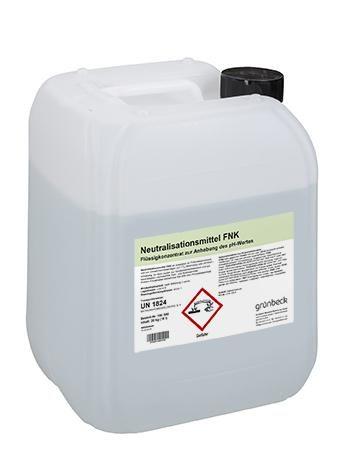 Grünbeck Neutralisationsmittel FNK 20 Kg mit KISI-Verschluss 180300 - Bild 1
