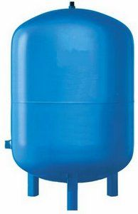 Logafix Ausdehnungsgefäß BU-H 200 l blau Heizung 80657084